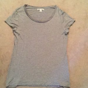 Banana Republic fitted grey T-Shirt size XL